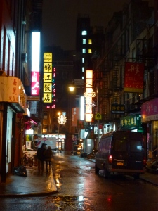 Chinatown, haut temple de la gastronomie.