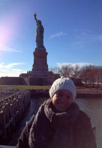 … vu des mes yeux vu NEW YORK! Legendary!