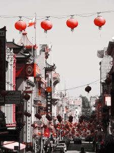 De Chinatown...