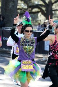 2011 Rock n Roll Mardi Gras Marathon